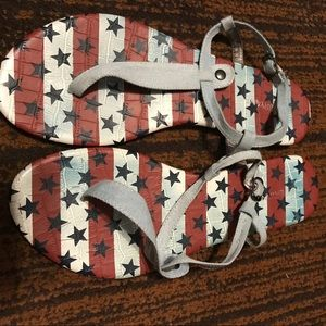 Women's Lane Bryant Thong Sandals